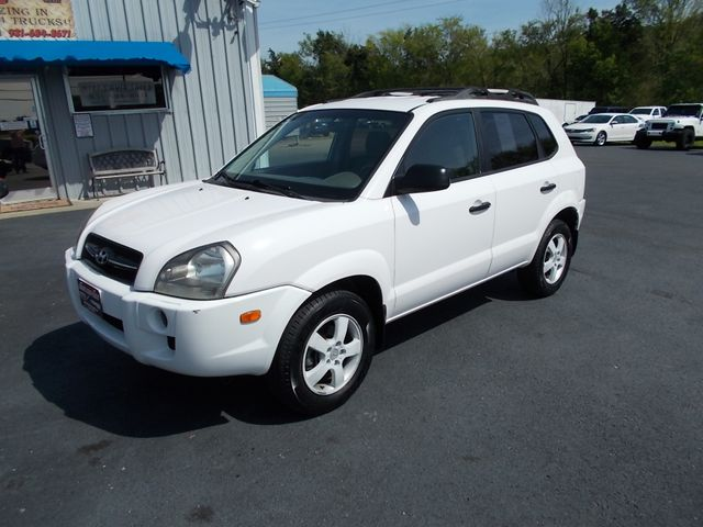 2006 Hyundai Tucson GL Shelbyville, TN 6
