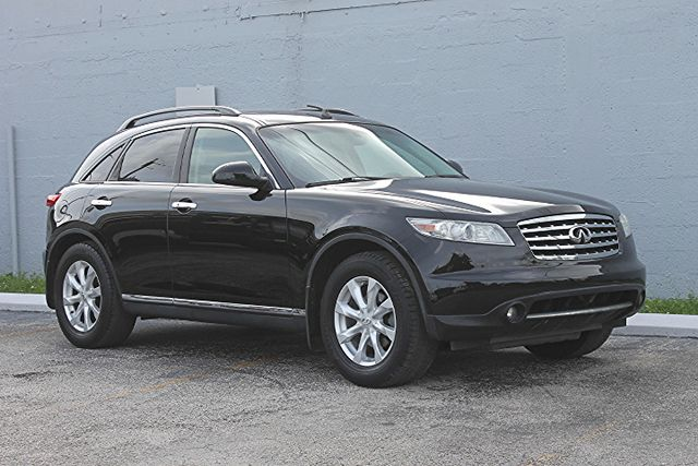 2006 Infiniti FX35 Hollywood, Florida 23