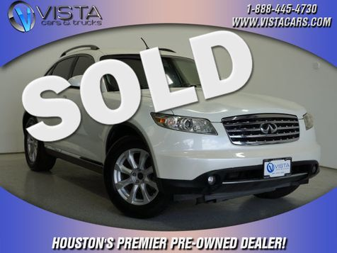 2006 Infiniti FX35 Base in Houston, Texas