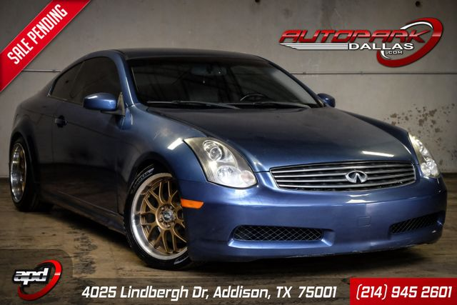 2006 Infiniti G35 w/ Upgrades in Addison, TX 75001