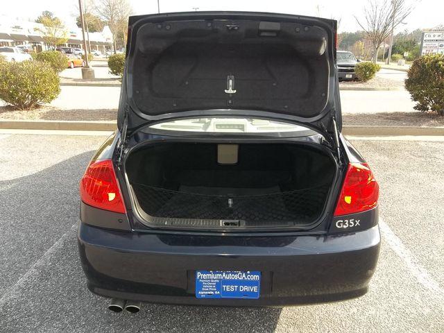 2006 Infiniti G35 X in Atlanta, GA 30004