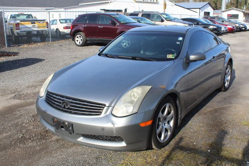 2006 Infiniti G35   city MD  South County Public Auto Auction  in Harwood, MD
