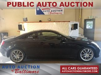2006 Infiniti G35  | JOPPA, MD | Auto Auction of Baltimore  in Joppa MD