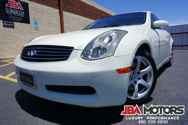 2006 Infiniti G35 Coupe ~ P02 Premium Package with Intelligent Key in Mesa, AZ 85202