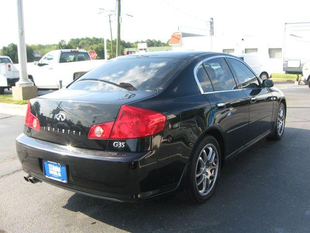 2006 Infiniti G35 SEDAN in Richmond, VA, VA 23227