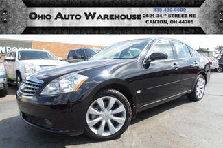 2006 Infiniti M35 AWD Navi Sunroof Clean Carfax We Finance | Canton, Ohio | Ohio Auto Warehouse LLC in  Ohio