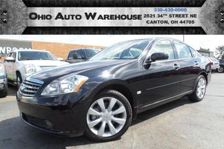 2006 Infiniti M35 AWD Navi Sunroof Clean Carfax We Finance | Canton, Ohio | Ohio Auto Warehouse LLC in Canton Ohio