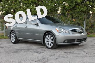 2006 Infiniti M35 Hollywood, Florida 0