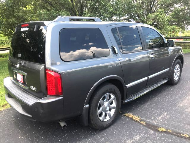 2006 Infiniti QX56 Knoxville, Tennessee 4