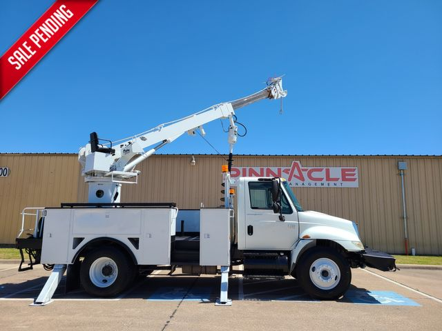 2006 International 4300 SBA DIGGER DERRICK COMMANDER 4045TEREX TELECT in Irving, TX 75039