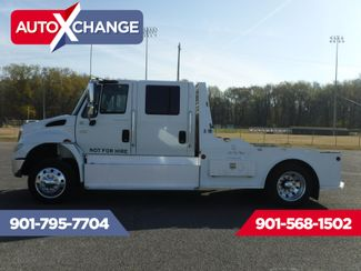 2006 International 4400 D14466 4400 D1466 Diesel Hauler Crew Cab in Memphis, TN 38115