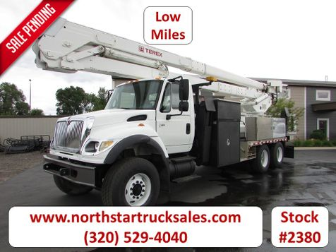 2006 International 7600 Utility Bucket Truck  in St Cloud, MN