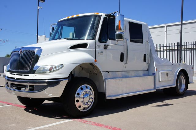 2006 International 4400 DT466 * Hauling Truck * AUTOMATIC * Fresh Overhaul in Carrollton, TX 75006