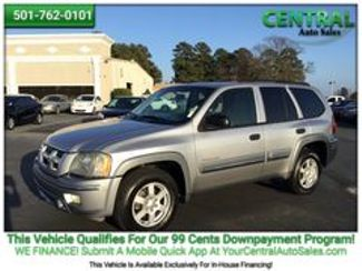 2006 Isuzu ASCENDER/PW    Hot Springs, AR   Central Auto Sales in Hot Springs AR