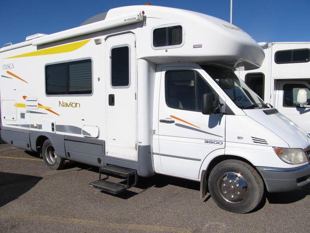 2006 Itasca NAVION 23H Albuquerque, New Mexico 1