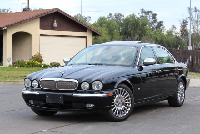 "2006 Jaguar XJ VANDEN PLAS NAVIGATION 19"" ALLOY WHLS SERVICE RECORDS XENON LEATHER in Woodland Hills CA, 91367"