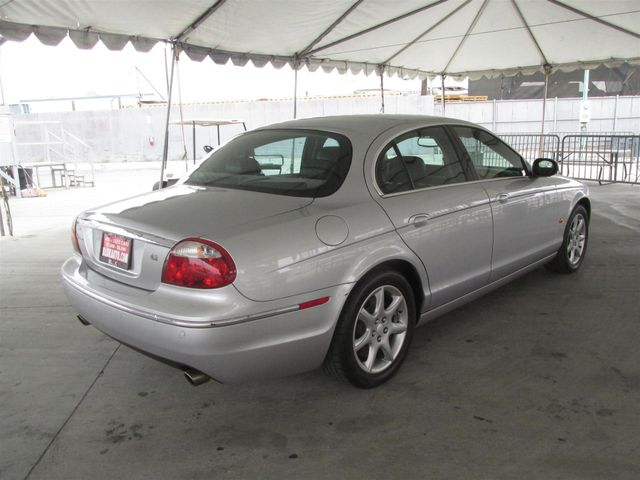 2006 Jaguar S-TYPE 4.2 Gardena, California 2