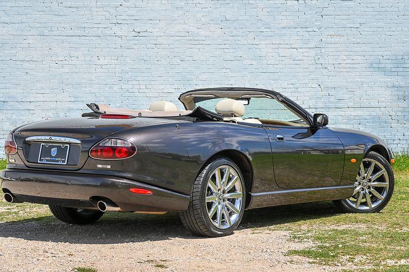 2006 Jaguar XK8 Convertible  city TX  Dallas Motorsports  in Wylie, TX