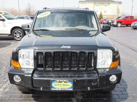 2006 Jeep Commander 4WD | Champaign, Illinois | The Auto Mall of Champaign in Champaign, Illinois