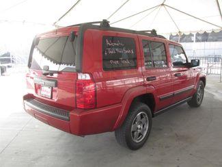 2006 Jeep Commander Gardena, California 2