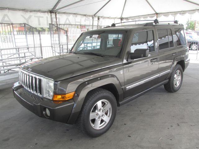 2006 Jeep Commander Limited Gardena, California