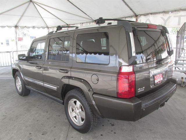 2006 Jeep Commander Limited Gardena, California 1