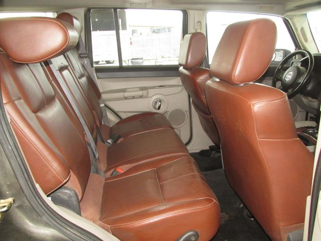 2006 Jeep Commander Limited Gardena, California 12