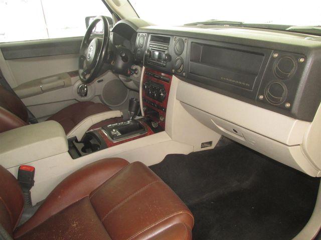 2006 Jeep Commander Limited Gardena, California 8