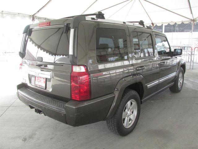 2006 Jeep Commander Limited Gardena, California 2