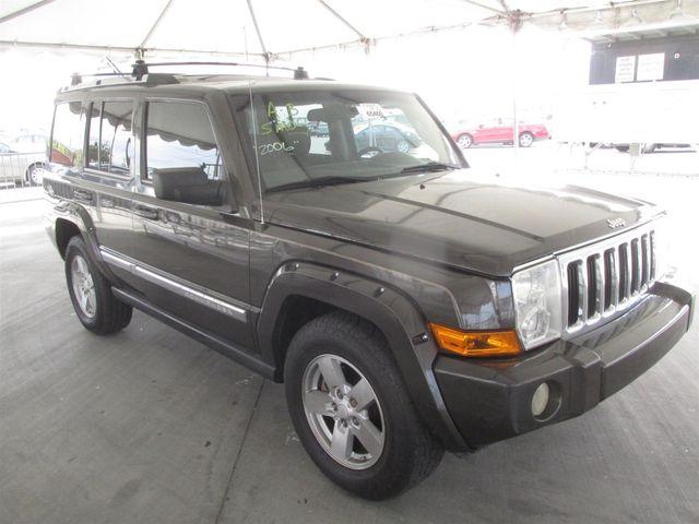 2006 Jeep Commander Limited Gardena, California 3