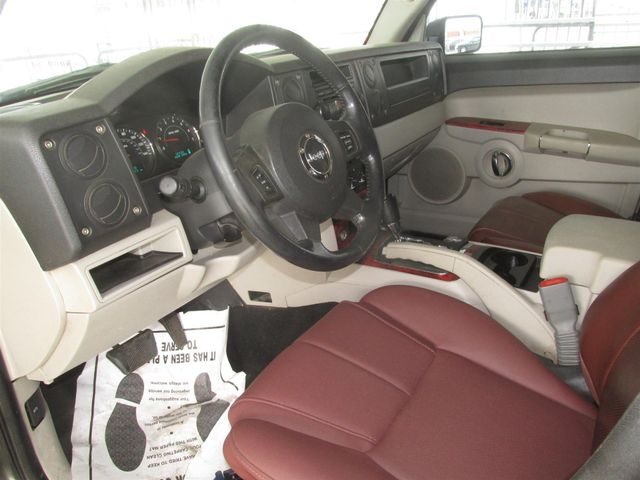 2006 Jeep Commander Limited Gardena, California 4