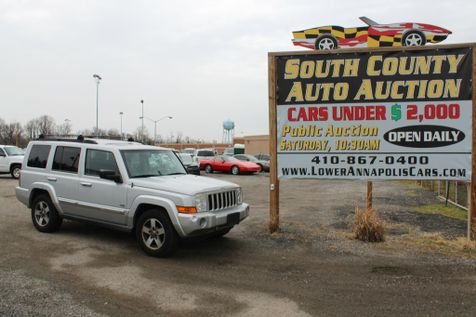 2006 Jeep Commander  in Harwood, MD