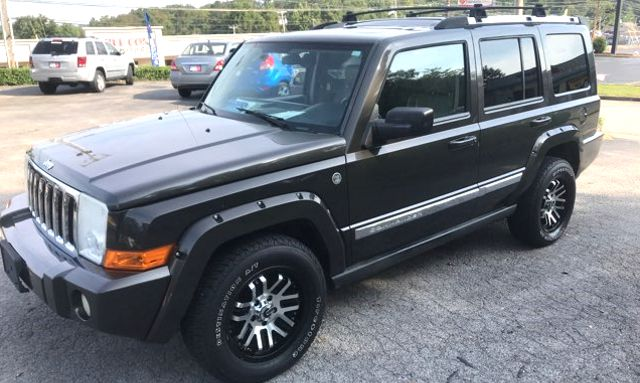 2006 Jeep Commander Limited Knoxville, Tennessee 2
