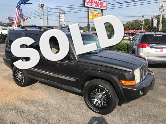 2006 Jeep Commander Limited Knoxville, Tennessee