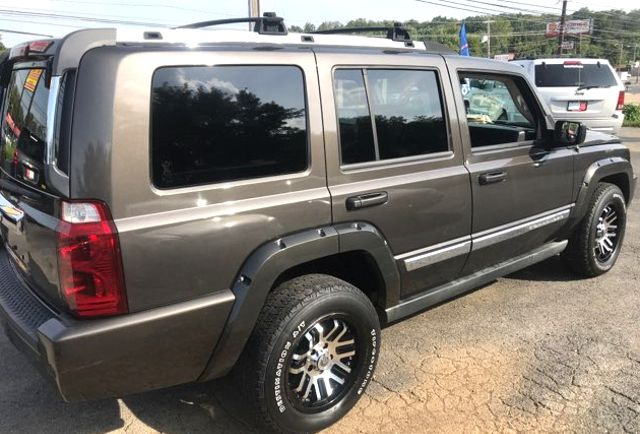 2006 Jeep Commander Limited Knoxville, Tennessee 6