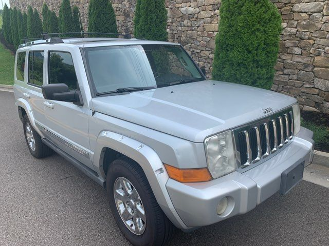 2006 Jeep Commander Limited in Knoxville, Tennessee 37920