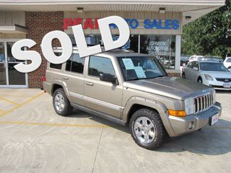 2006 Jeep Commander Limited in Medina OHIO, 44256