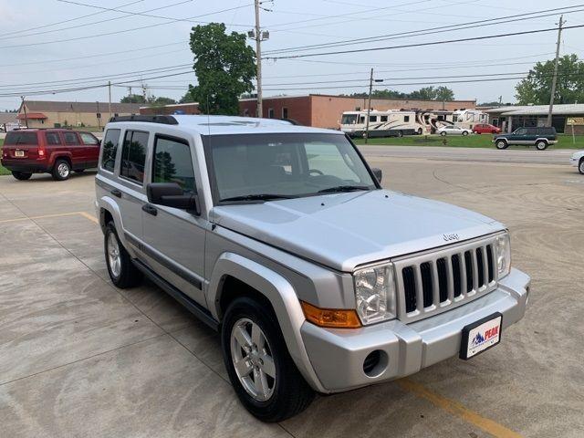 2006 Jeep Commander Base in Medina, OHIO 44256