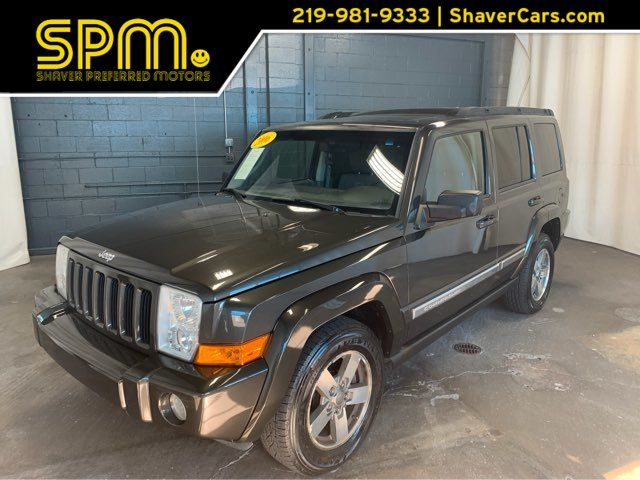 2006 Jeep Commander 4d SUV 4WD