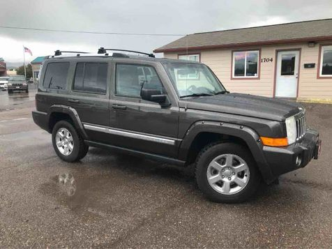 2006 Jeep Commander Limited in