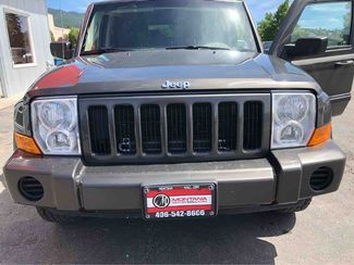 2006 Jeep Commander Sport Utility 4D  city Montana  Montana Motor Mall  in , Montana