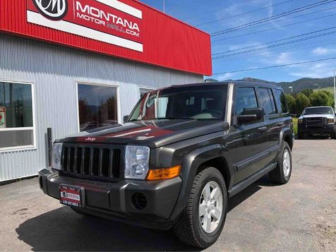 2006 Jeep Commander Sport Utility 4D in