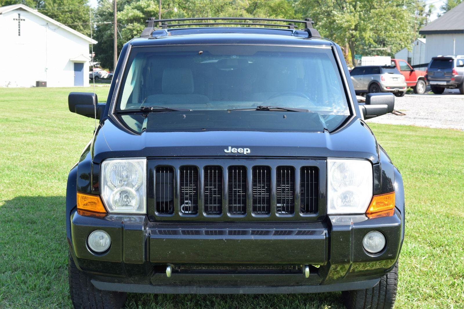 2006 Jeep Commander city IL 9th Street AutoPlaza