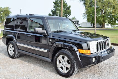2006 Jeep Commander Limited in Mt. Carmel, IL