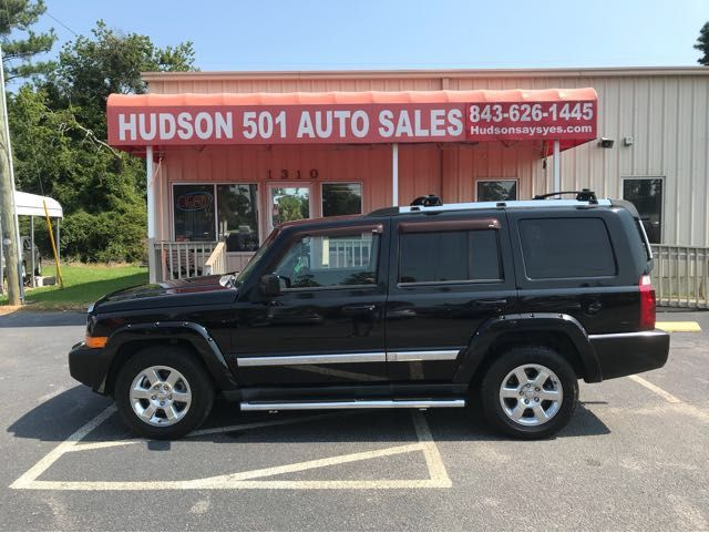 2006 Jeep Commander in Myrtle Beach South Carolina