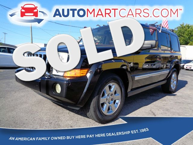 2006 Jeep Commander Limited | Nashville, Tennessee | Auto Mart Used Cars Inc. in Nashville Tennessee