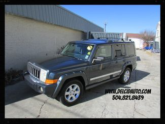 2006 Jeep Commander Limited, Sunroof! Leather! Clean CarFax! in New Orleans Louisiana, 70119