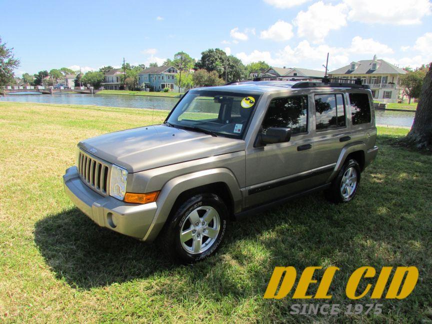 U003c 2006 Jeep Commander In New Orleans Louisiana, ...