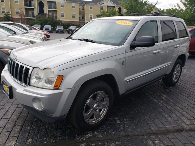 2006 Jeep Grand Cherokee Limited | Champaign, Illinois | The Auto Mall of Champaign in Champaign Illinois