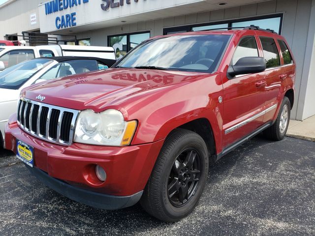 2006 Jeep Grand Cherokee Limited | Champaign, Illinois | The Auto Mall of Champaign in Champaign Illinois
